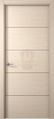 Puerta moderna puertas y ventanas pe aranda - Puertas blancas con rayas ...