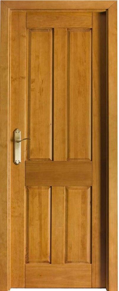 Puertas interiores r sticas puertas y ventanas pe aranda for Puertas exteriores baratas