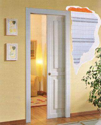 Puertas correderas puertas y ventanas pe aranda - Puertas correderas empotradas ...
